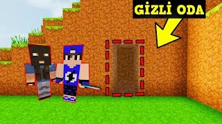 HIRSIZ VS POLİS #24 - Gizli Elmas Odası (Minecraft)