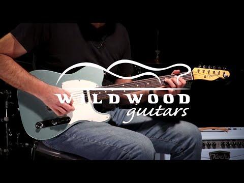 Fender Custom Shop Wildwood 10 Relic-Ready 1959 Telecaster  •  SN: R95808