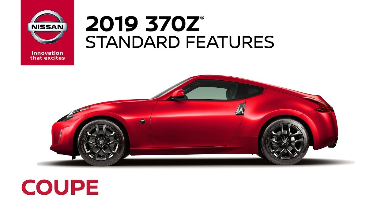 2019 Nissan 370z Coupe Model Review