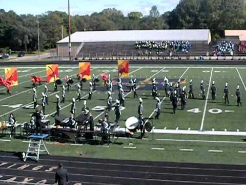 Newaygo High School Marching Band