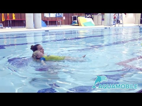 Swimming Lessons For Kids: Front Float & Back Float