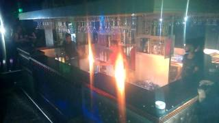 De Forbidden Club Bar Lounge Sunday party with fire fleringh