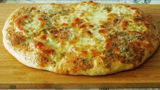 Хлеб с сыром и чесноком Вкусный и очень ароматный