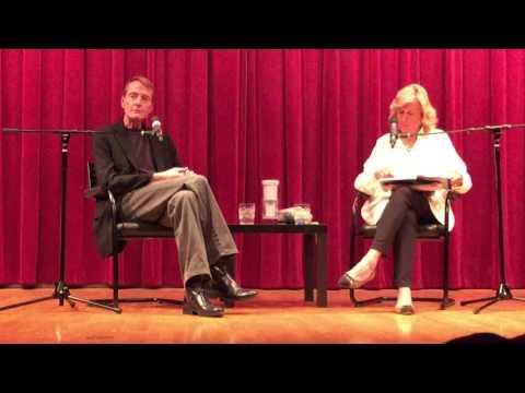 Lee Child interviewed by Linda Fairstein