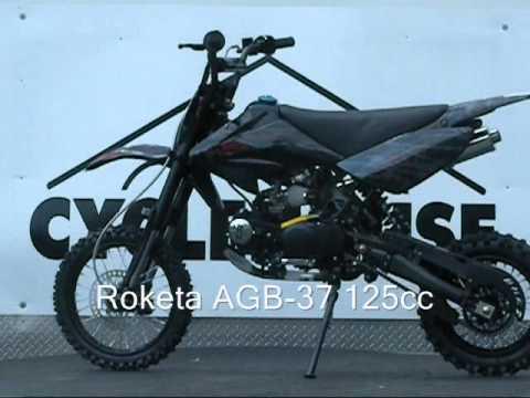 Roketa Agb 37 125cc Pit Bike Nj Dirtbike Nj Youtube