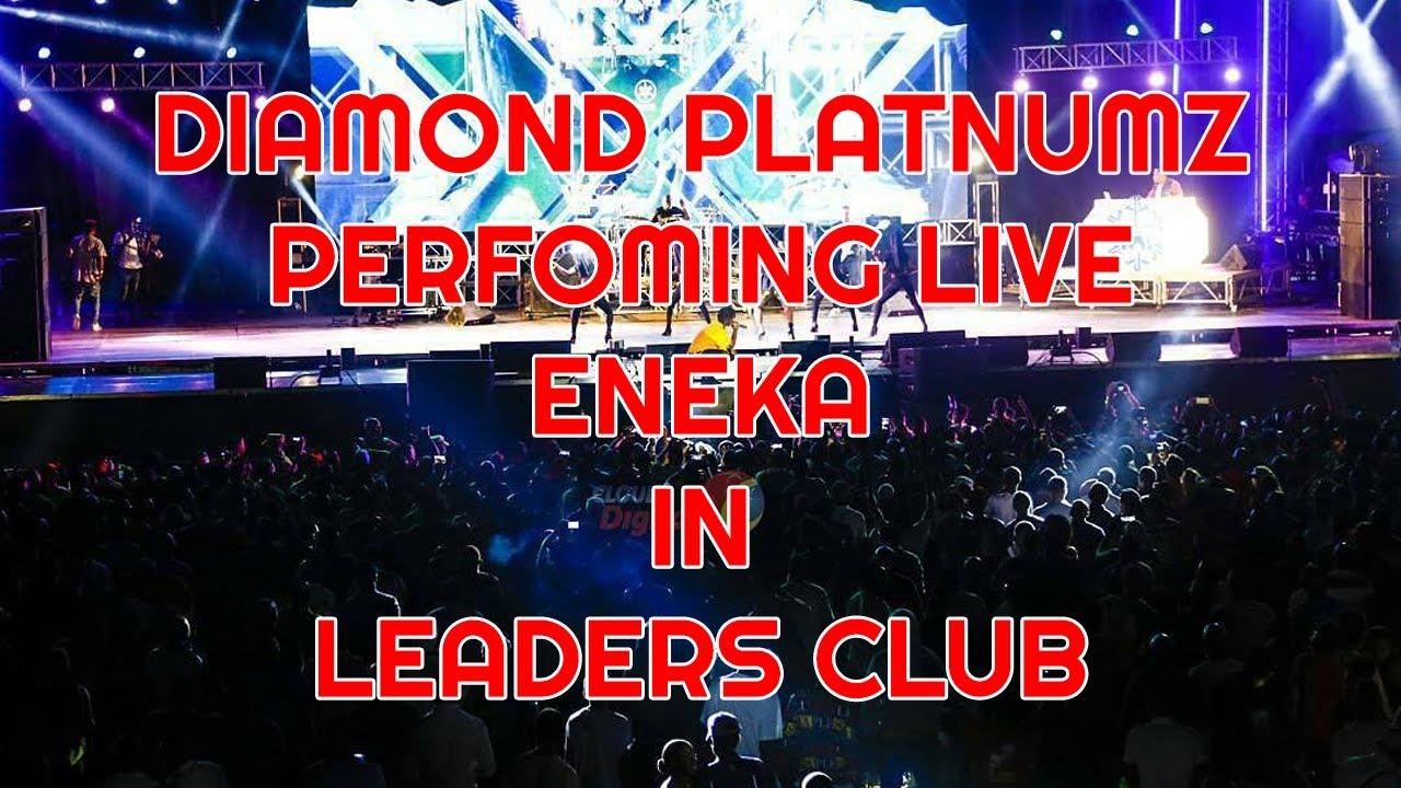 Download Diamond Platnumz Akiperfom Eneka Kwa Mara ya Kwanza Kwenye Castle Lite Unlocks Leaders Club