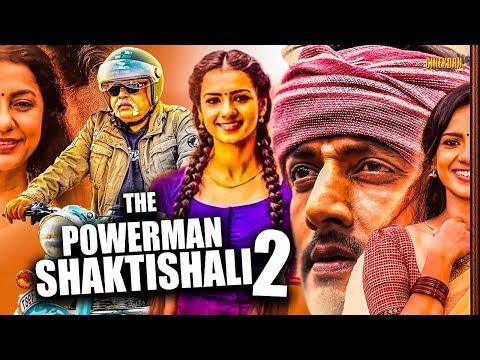 The Powerman Shaktishali 2 Hindi Dubbed 2020 (Ambi Ning Vayassaytho)   Action Drama Movie