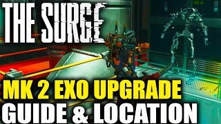 """The Surge - MK 2 Exo Location & Guide """"How To Get Exo Upgrade The Surge"""""""
