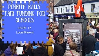17   schools just wanna have funds local parent
