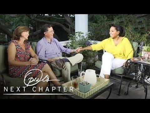 The Love of Stephen Colbert's Life | Oprah's Next Chapter | Oprah Winfrey Network
