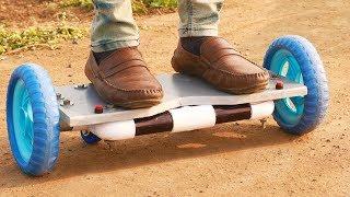 Hoverboard casera 100% funcional