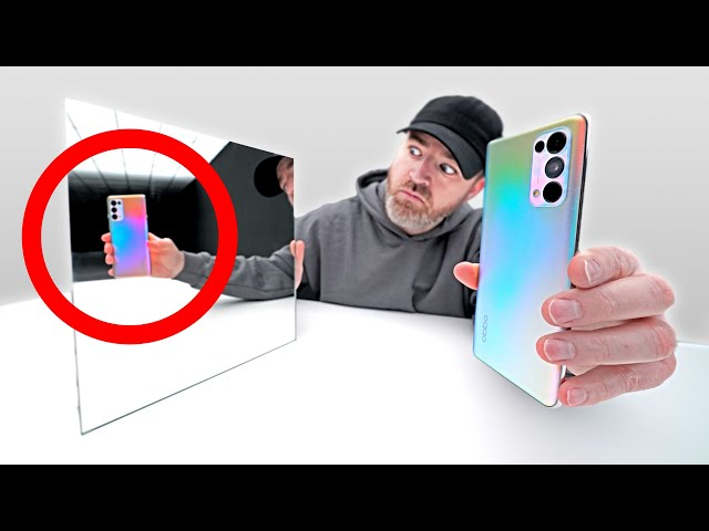 Oppo's New Color-Changing Smartphone...