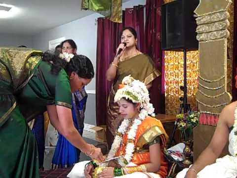 Mrs Supriya Bhat Seemantham Ceremony YouTube