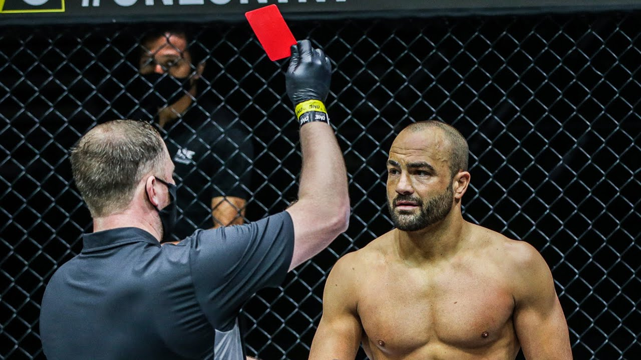 Eddie Alvarez vs. Iuri Lapicus | Fight Highlights