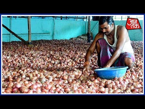 How Onion Auction Was Rigged In Madhya Pradesh To Sell To Private Players At Throwaway Prices