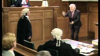 The Two Ronnies Courtroom Quiz