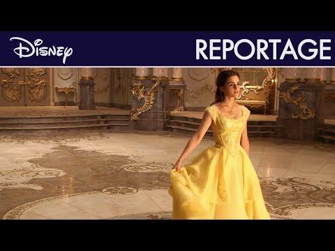 La Belle et la Bête (2017) - Reportage : Les costumes du film streaming vf