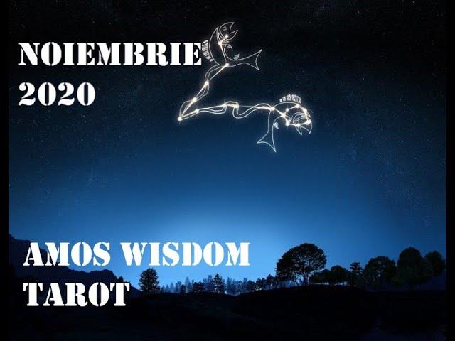 Tarot Horoscop - Pesti - Noiembrie 2020