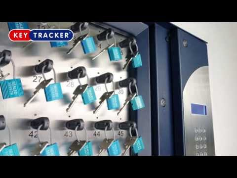 Keytracker Electronic Key System Video