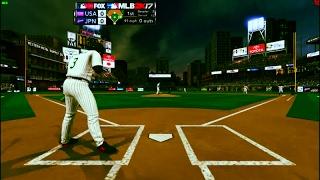 MLB 2K12 WBC MOD 2K17 Japan VS USA
