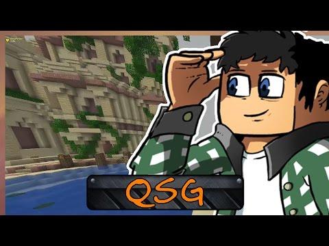 NEUE MAP JAUREGIA AUF GOMMEHD ★ Minecraft: Quick Survival Games