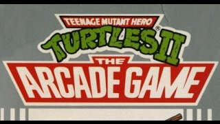 Teenage Mutant Ninja Turtles II: The Arcade Game review - SNESdrunk