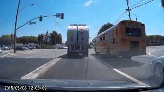 Rear end collision in Santa Clara, CA