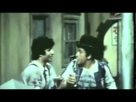 Chal Chal Mere Bhai - Intekhab sings for Both Amitabh and Rishi