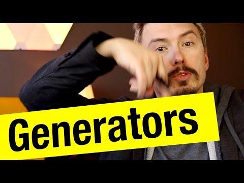 Generators in JavaScript