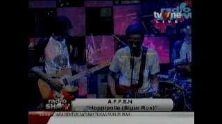 A.F.F.E.N - Hoppipolla (Sigur Ros cover) Live