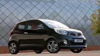 Kia Picanto 3 Door 2012 Videos