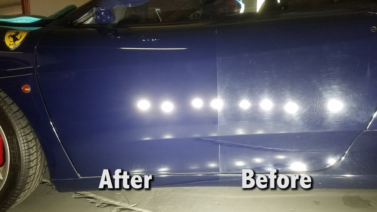 Paint Correction Cost >> Why A 1500 Detail Is Worth The Money Youtube