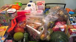 Grocery Haul Oct. 1st 2015
