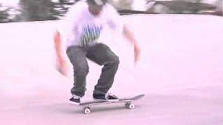 Skateboard Tricks: Half-Cab 180 Kickflip Mistakes