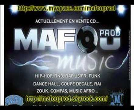DECALE GHETTO ANTHEM (MAFOU PROD)