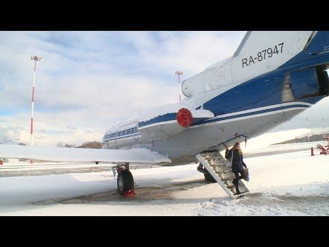 Вести-Камчатка: Экскурсия в аэропорт Елизово