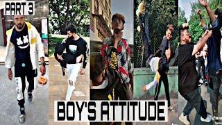 Boy's Attitude | TikTok Boy Attitude Video | Part 3 |