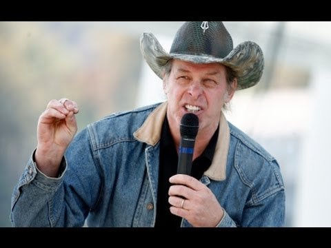 Ted Nugent Ready For Armed Revolt