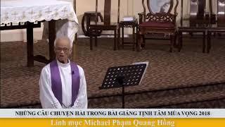 Cười té ghế với những câu chuyện của Cha Phạm Quang Hồng
