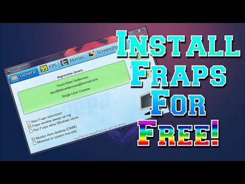 fraps  full version free windows 10