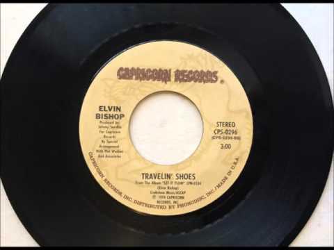 Travelin' Shoes , Elvin Bishop , 1974 Vinyl 45RPM