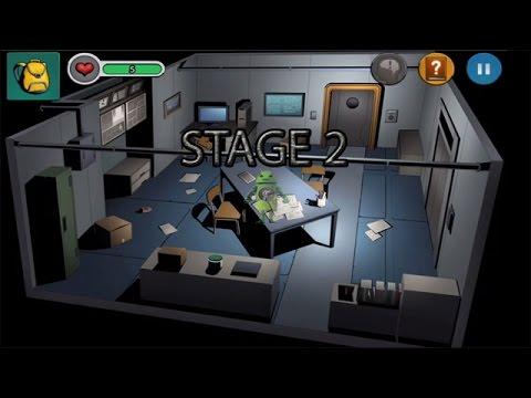 Doors & Rooms 3 Chapter 1 Stage 2 Walkthrough - D&R 3 - YouTube