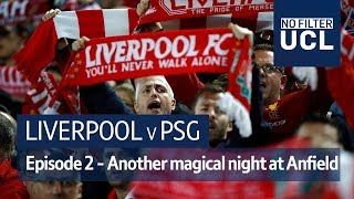 Liverpool v PSG (3-2)   Firmino's late winner on a magical night at Anfield   No Filter UCL