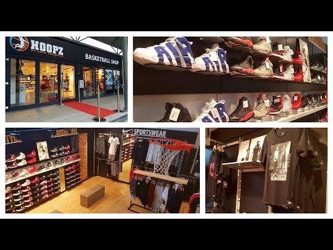 Hoopz.dk - Flagship Store Aarhus