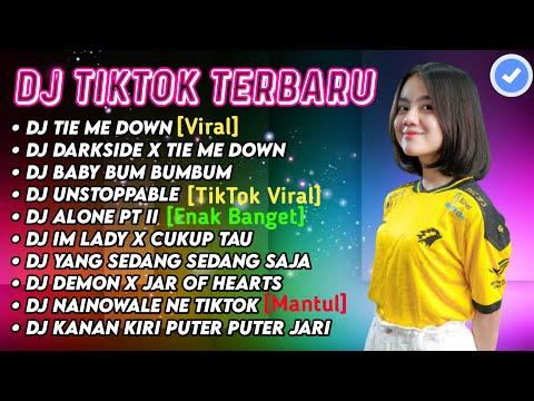 DJ TIKTOK VIRAL TERBARU 2021 | DJ OLD TIE ME DOWN X DARKSIDE | DJ REMIX FULL ALBUM TERBARU