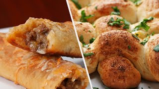 5 Mouth-Watering Breadstick Recipes You Need In Life • Tasty