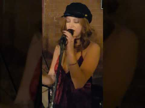 Emily Roessing-Singing an original song