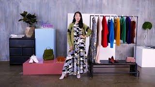 Модные принты осени: «Правила стиля» с главным редактором Glamour Иляной Эрднеевой