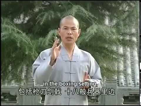 Shi de Yang - 01 - Shaolin Basic Skills