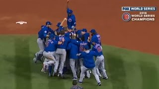 World Series Game 7 Highlights | Chicago Cubs Win